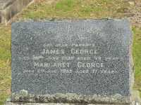 George - James and Margaret