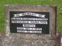 Worth - Frederick Hamilton