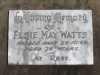 Watts - Elsie May