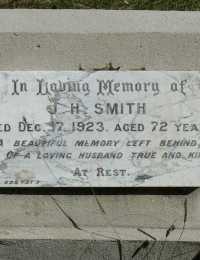 Smith - James Henry