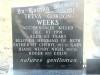 Weeks-Treva Gordon