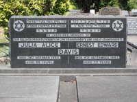 Davis - Julia Alice and Ernest Edward