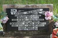 Huckett - Henry and Dorothy Agnes