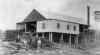 Gollans sawmill following reconstruction after fire
