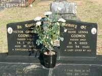 Godwin - Victor George and Elvie Lenna
