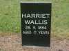 Wallis - Harriet