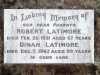 Latimore - Robert and Dinah