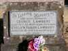 Lambert - George and Evelyn Tudor