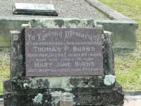 Burns - Thomas P and Mary Jane
