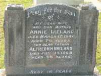 Ireland - Annie and Alfred Henry Herbert