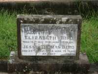 Bird - Elizabeth and Jesse Thomas