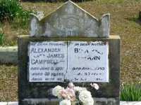 Campbell - Alexander James and Bina Ann