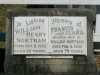 Northam - William Henry and Frances Clara