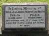 Pullen - William John and Mary Elizabeth