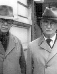 Martin - George Frederick and George Myers