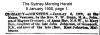 Cromarty - Johnston - Marriage Notice