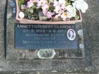 Annetts - Robert Clarence