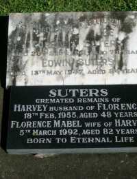 Suters - Cordelia, Edwin, Harvey and Florence