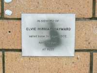 Hayward - Elvie Mirriam