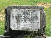 Sylvester - Grace and Robert Patrick
