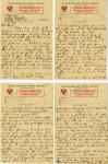 Letter written by Stuart