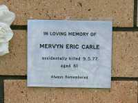 Carle - Mervyn Eric