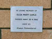 Carle - Olga Mary