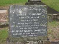 Johnston - Violet and Douglas Waring