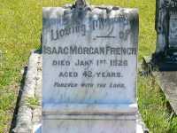 French - Isaac Morgan