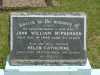 McPherson - John William and Helen Catherine