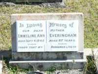 Everingham - Emmeline Ann