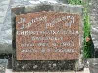 Smedley - Christina Isabella