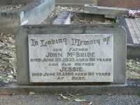 McBride - John and Robson - Jessie