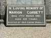 Corbett - Marion