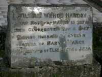 Hawdon - William Werge