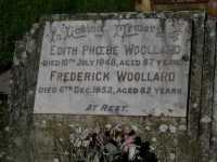 Woollard - Edith Phoebe and Frederick