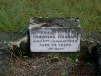 Graham - Christina