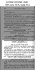 Central Ciminal Court Record - Woollard - George