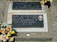 Kerr - Hazel Elizabeth