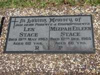 Stace - Len and Mizpah Eileen