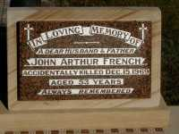French - John Arthur