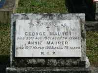 Maurer - George and Annie