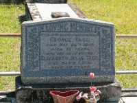 Tagg - George and Elizabeth Julia