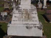 Warlters - Eliza and William