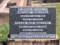 Warlters - William and Ellen Rita