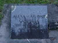 Campbell - Alexander Bain