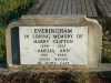 Everingham - Harry Clifton and Amelia Ann