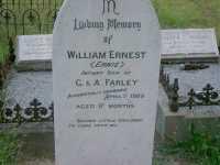 Farley - William Ernest