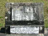 Parker - George and Alice J