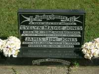 Jones - Evelyn Madge and James